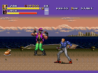 Streets of Rage 3 Bare Knuckle 3