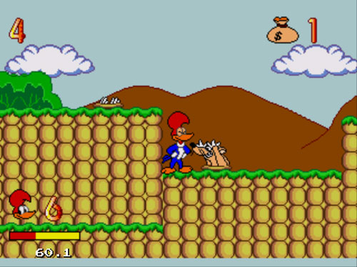 Hypah's Retro Game Corner: Woody Woodpecker's Frustrating vacations (Genesis, Master System) Pica_pau_02