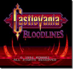 Castlevania - Bloodlines001