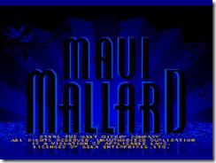 Donald Duck in Maui Mallard001
