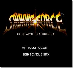Shining Force000