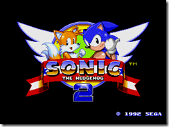 Sonic the Hedgehog 2000