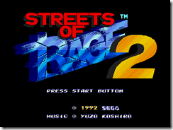 Streets of Rage 2000
