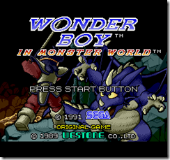 Wonder Boy in Monster World000