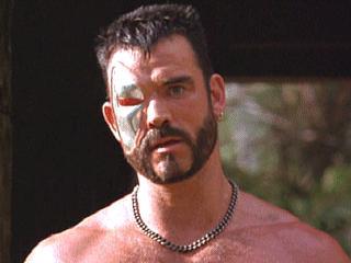 Trevor as Kano