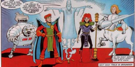 curse of zeon shining force stc