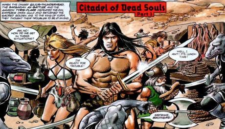 legend of the golden axe stc