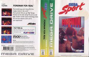 Teve também  a Sega Sport da Austrália.