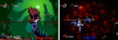 Earthworm Jim MD SCD