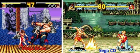 Fatal Fury 2 - Special MD SCD