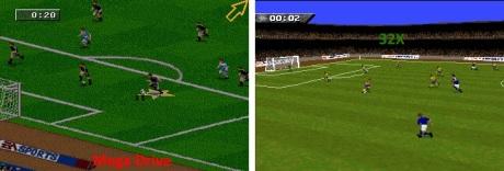 Fifa Soccer 96 MD 32X