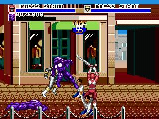 [Análise Retro Game] - Mighty Morphin Power Rangers O Filme - Mega Drive/SNES/Game Gear 499552-mighty-morphin-power-rangers-the-movie-genesis-screenshot
