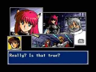 The cutscenes for Phantasy Star IV were meant to evoke manga panels. The large volume of drawings required apparently pushed artist Toru Yoshida to the edge.