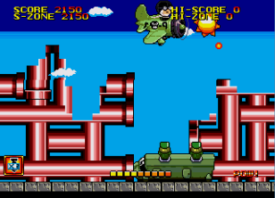 bomb on basic city genesis