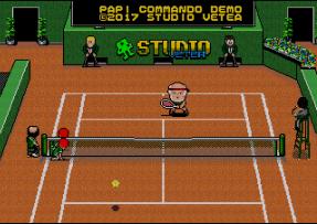 papi tennis