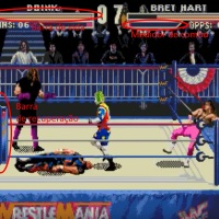 WWF Wrestlemania The Arcade Game - Golpes